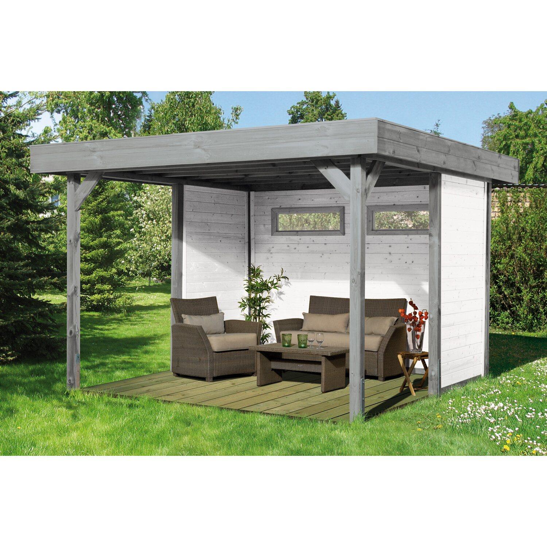 weka gartenlaube 657 kaufen bei obi. Black Bedroom Furniture Sets. Home Design Ideas