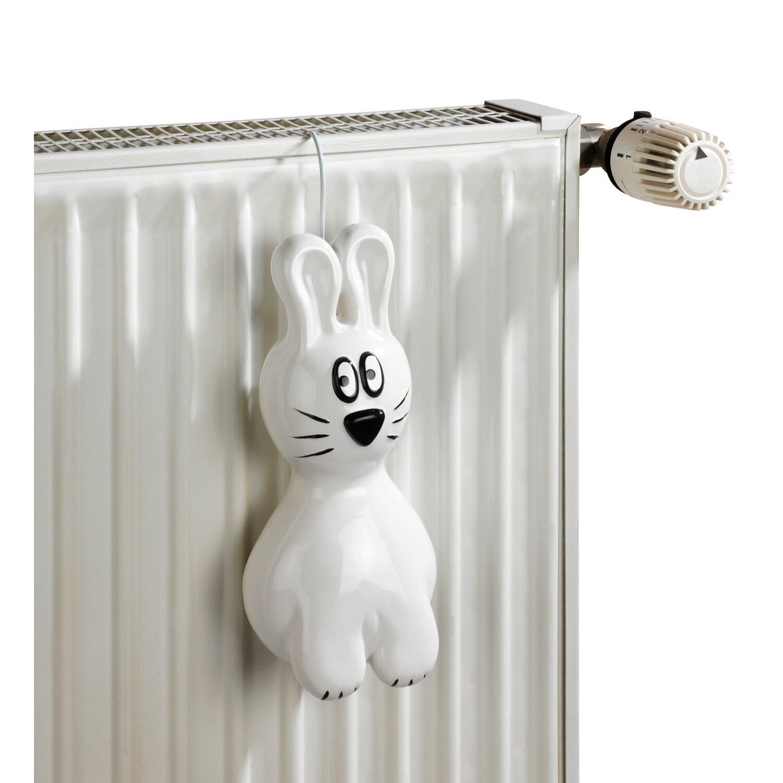 wenko keramik luftbefeuchter bunny weiss kaufen bei obi. Black Bedroom Furniture Sets. Home Design Ideas