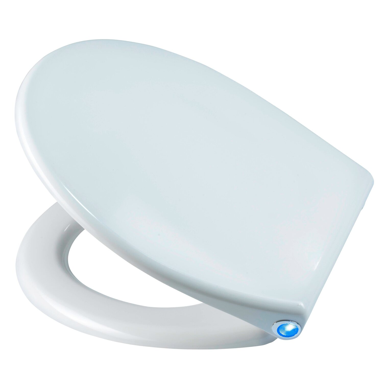 diaqua wc sitz perth led slow motion weiss kaufen bei obi. Black Bedroom Furniture Sets. Home Design Ideas