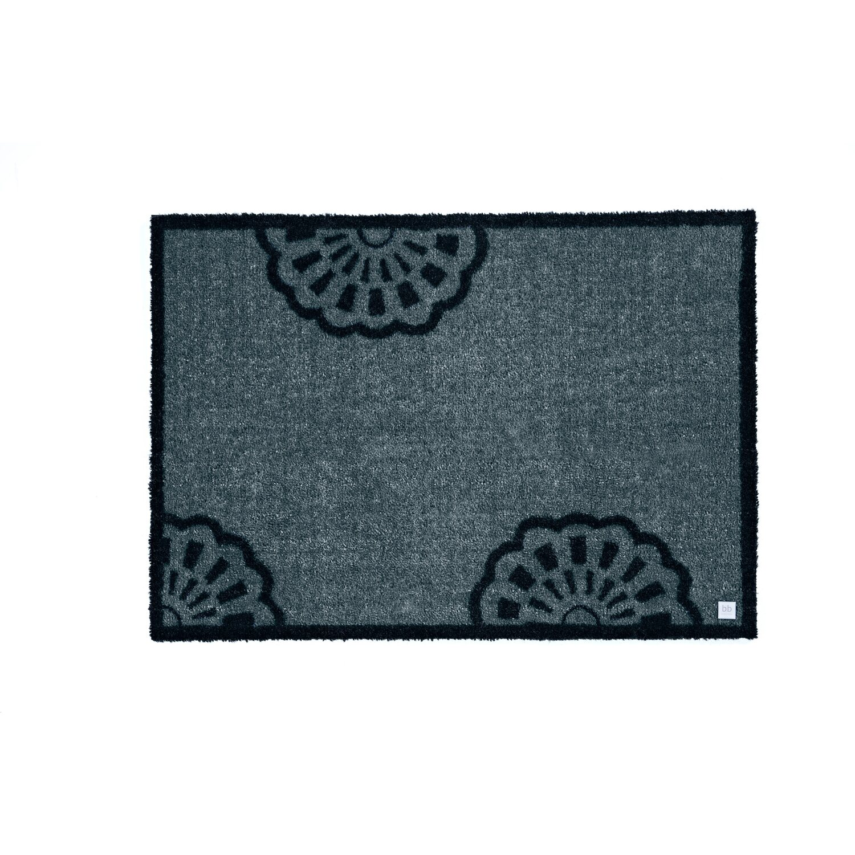 barbara becker fussmatte lace dark secret 39 cm x 58 cm kaufen bei obi. Black Bedroom Furniture Sets. Home Design Ideas