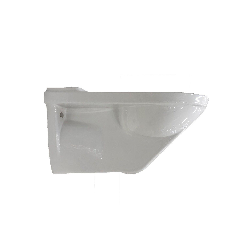 H nge toilette mit sp lkasten lo16 kyushucon - Wand wc mit aufgesetztem spulkasten ...