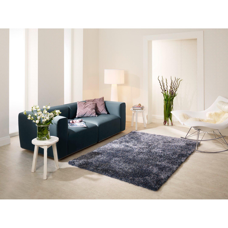 barbara becker teppich emotion blau 140 cm x 200 cm kaufen bei obi. Black Bedroom Furniture Sets. Home Design Ideas