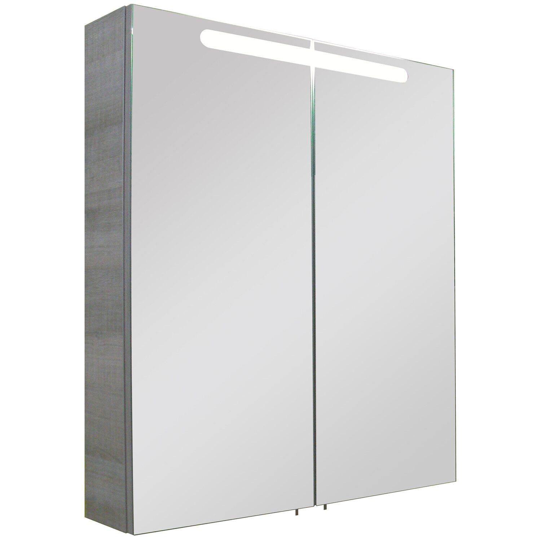 Fackelmann spiegelschrank 70 cm a vero kaufen bei obi for Spiegelschrank obi