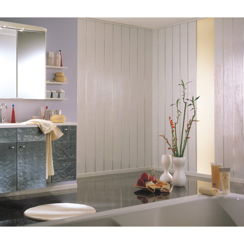 paneele weiss 3 39 200 mm x 203 mm x 10 mm kaufen bei obi. Black Bedroom Furniture Sets. Home Design Ideas