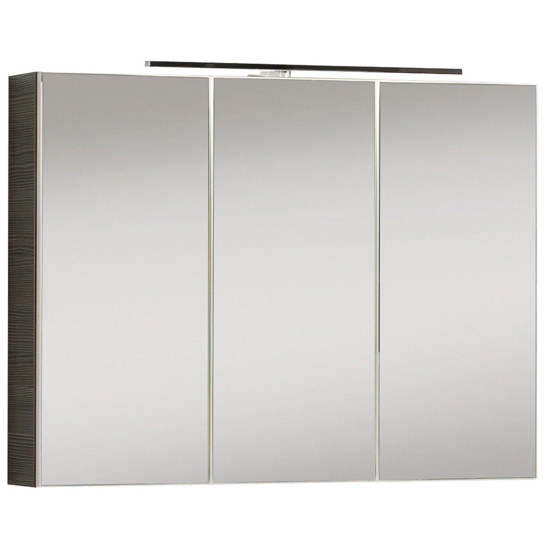 Fackelmann vadea spiegelschrank pinie anthrazit kaufen bei obi for Spiegelschrank obi