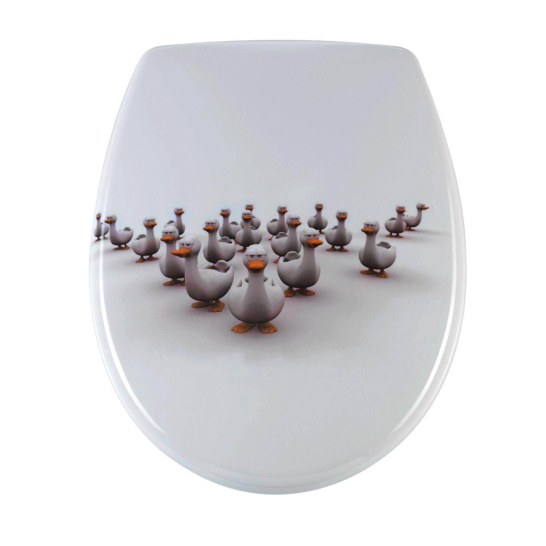 diaqua wc sitz quantum slow motion duck kaufen bei obi. Black Bedroom Furniture Sets. Home Design Ideas