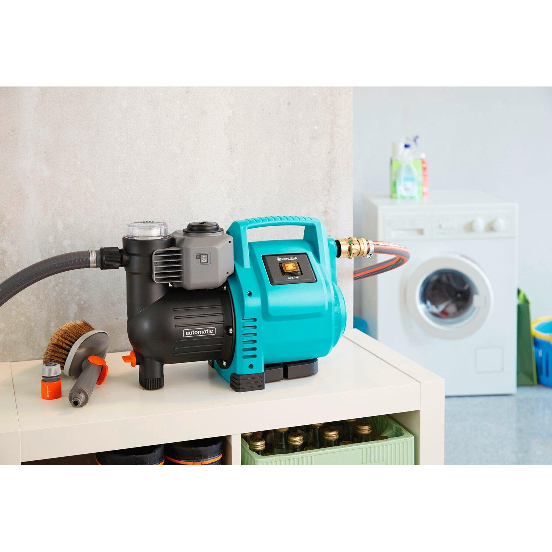 gardena hauswasserwerk 3500 4e kaufen bei obi. Black Bedroom Furniture Sets. Home Design Ideas