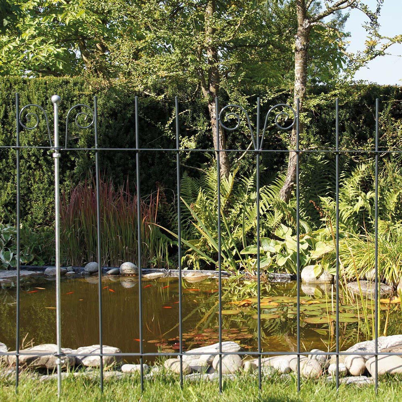 Gartenzäune kaufen bei OBI OBI