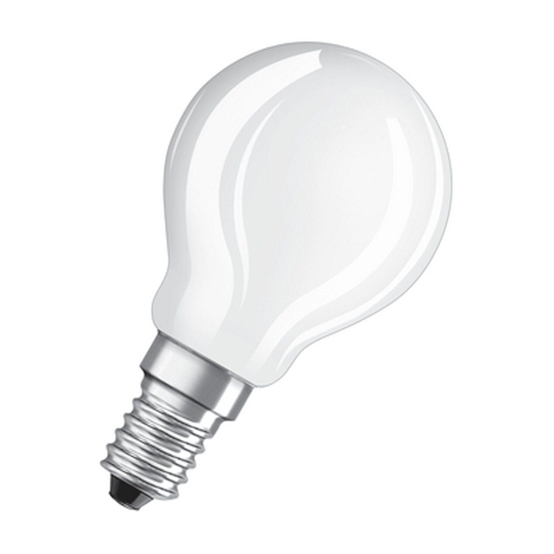 osram led lampe eek a tropfenform e14 3 w 250 lm warmweiss kaufen bei obi. Black Bedroom Furniture Sets. Home Design Ideas
