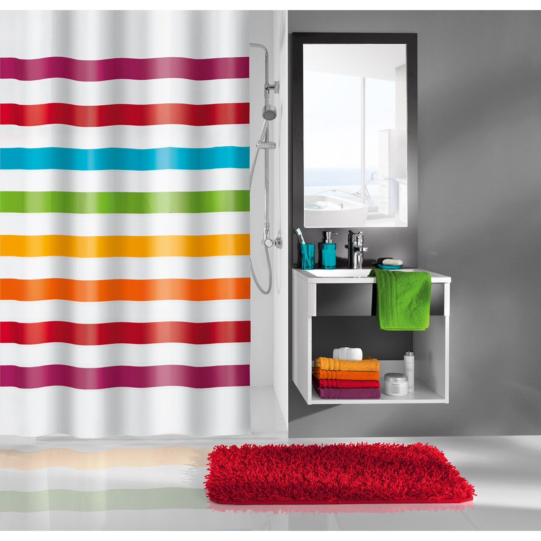 kleine wolke duschvorhang select 200 cm x 180 cm multicolor kaufen bei obi. Black Bedroom Furniture Sets. Home Design Ideas
