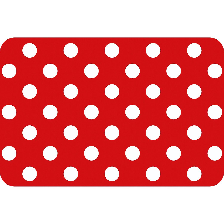 D C Fix Tischset Rot 29 Cm X 44 Cm Kaufen Bei Obi