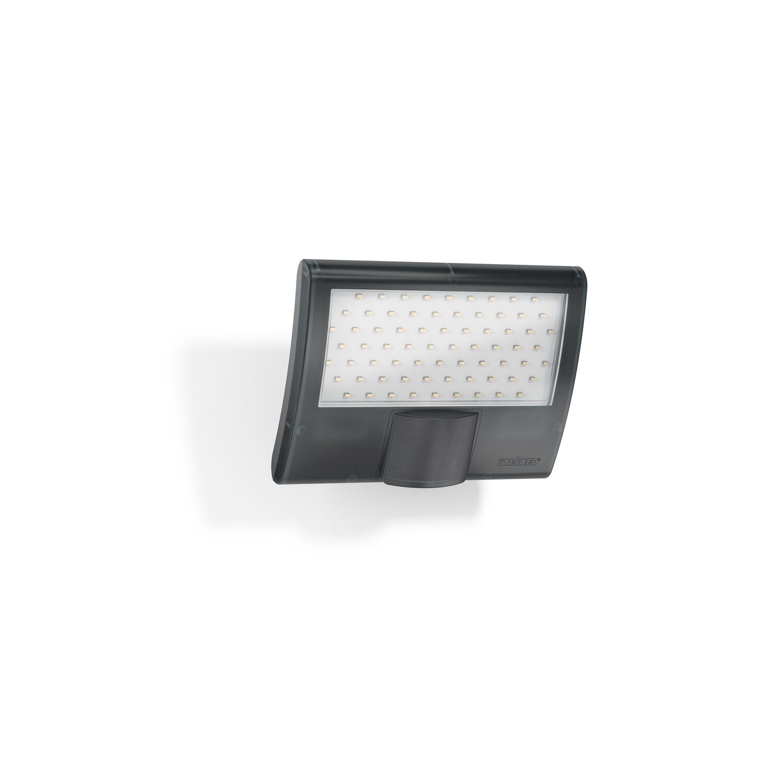 steinel eek a a sensor led strahler xled curved anthrazit kaufen bei obi. Black Bedroom Furniture Sets. Home Design Ideas