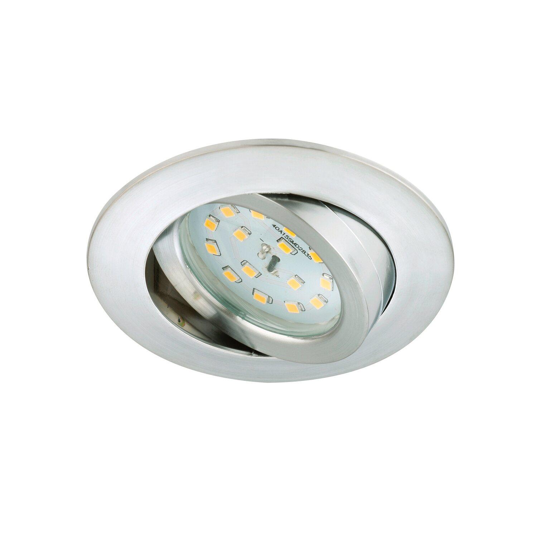 Bad Einbauleuchten Badezimmer Einbaulampen Kaufen: Briloner LED-Bad-Einbauleuchte EEK: A+ Attach 5 W IP23