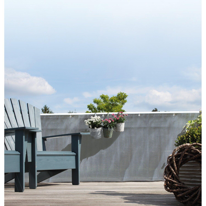 Balkonbespannung Rattan Kunststoffgeflecht 90 Cm X 300 Cm Kaufen