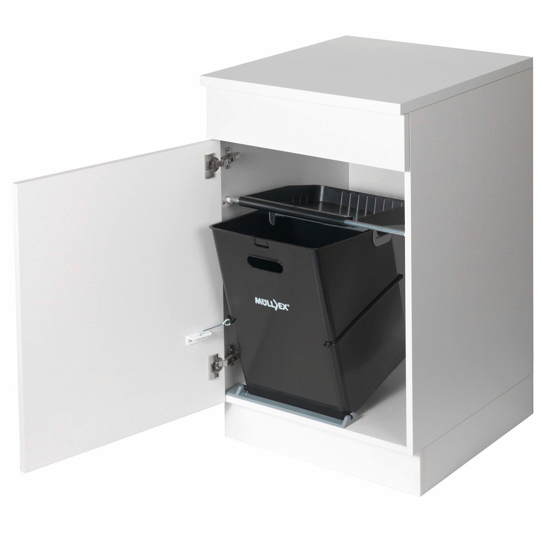 Mullex Single Kipp Abfallsystem 35 L Kaufen Bei Obi