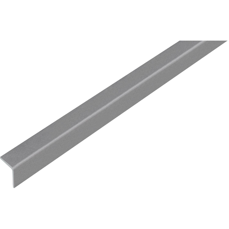 winkelprofil selbstklebend gleichschenklig kunststoff grau kaufen bei obi. Black Bedroom Furniture Sets. Home Design Ideas