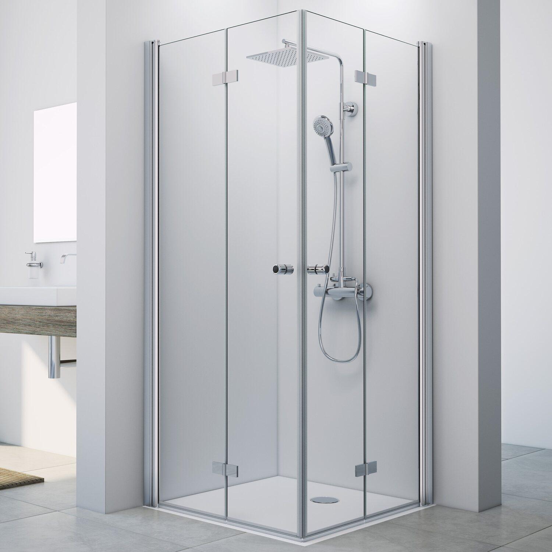 breuer duschwelten drehtfalteckeinstieg mk550 kaufen bei obi. Black Bedroom Furniture Sets. Home Design Ideas