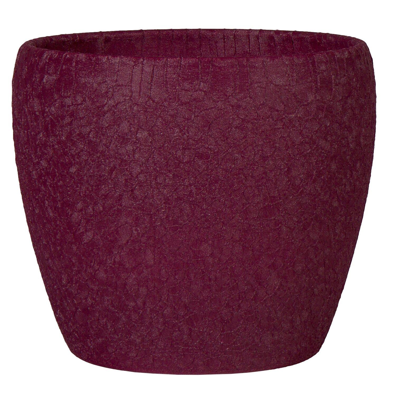 bertopf lucy 13 cm aubergine kaufen bei obi. Black Bedroom Furniture Sets. Home Design Ideas