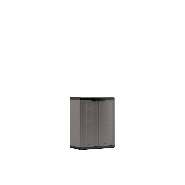 Kunststoffschrank Jolly Niedrig 85 Cm X 68 Cm X 39 Cm Kaufen Bei Obi
