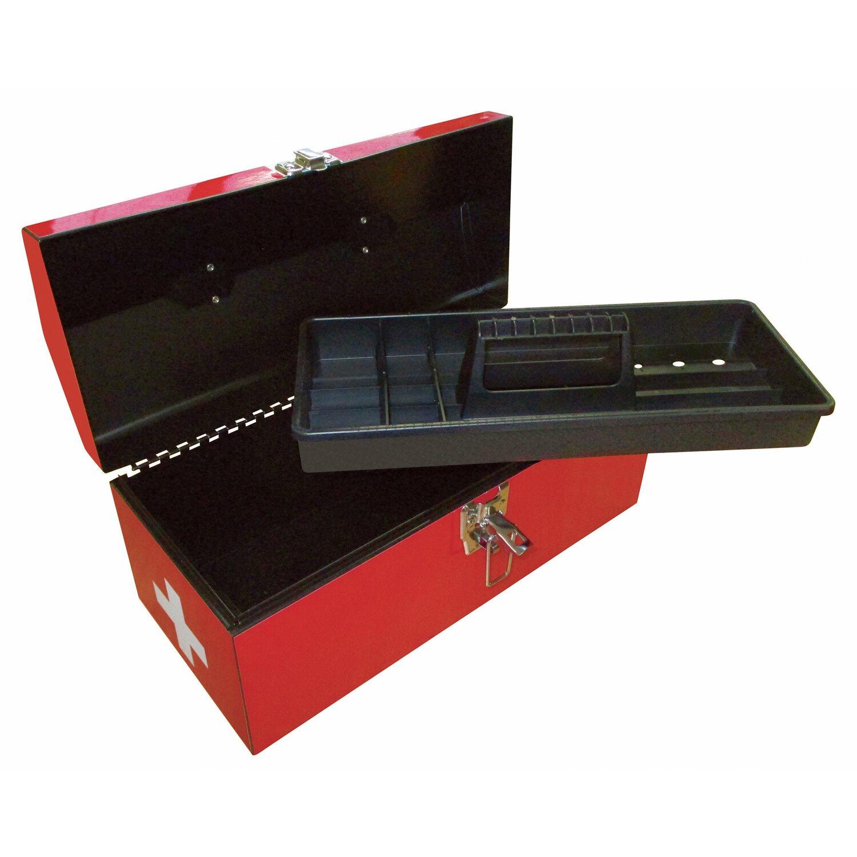 Werkzeugbox Metall Motiv Schweiz kaufen bei OBI