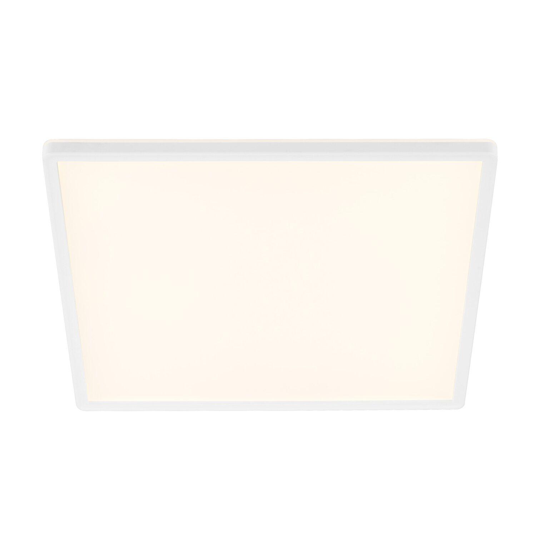 Brilo Led Panel 1 X Led 22 W Eckig Weiss Eek A A Kaufen Bei Obi