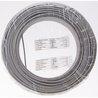 T-Draht 2,50 mm2 Grau 100 m kaufen bei OBI