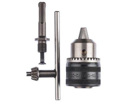 Relativ Bosch Adapter SDS-plus Promoline mit Bohrfutter kaufen bei OBI BM85