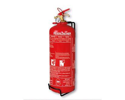 Feuerlöscher brandklassen