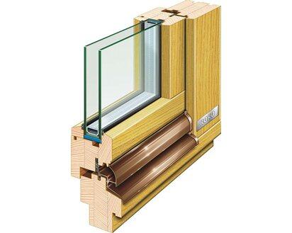 Holz Fenster 68 Cm X 58 Cm Din Rechts Kaufen Bei Obi