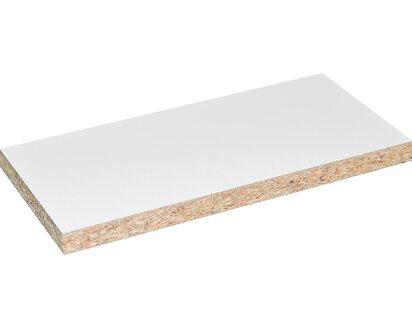 Spanplatte P2 W1000st30 Hochglanz Weiss 19 Mm Kaufen Bei Obi