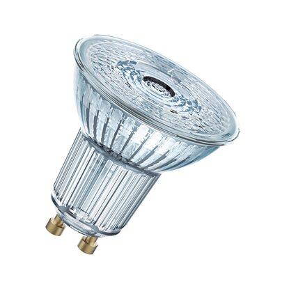 osram led lampe reflektor par16 eek a gu10 4 3 w warmweiss kaufen bei obi. Black Bedroom Furniture Sets. Home Design Ideas