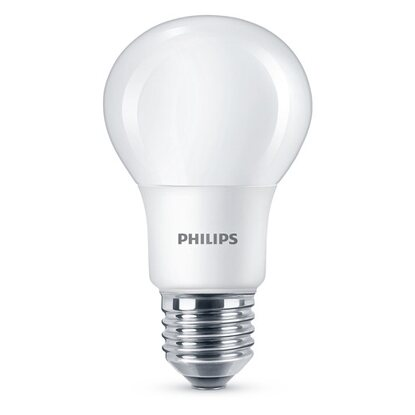 Philips LED-Leuchtmittel EEK: A+ 40 W / A60 / E27 Warmweiss FR WGD / 4