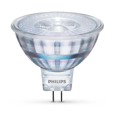 Philips LED-Leuchtmittel EEK: A+ Classic 35 W / GU5,3 Warmweiss 12 V / MR16 36