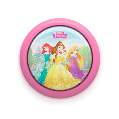 Philips Disney LED-Nachtlicht Princess Pink 0,3 W