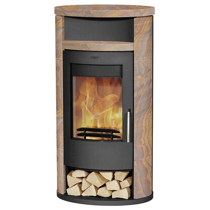 Fireplace Kaminofen Alicante Loticstone