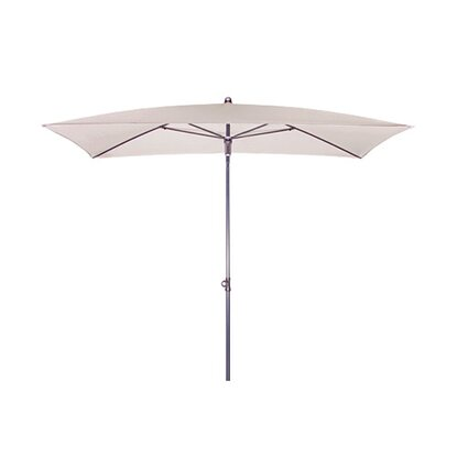 Doppler Schirm Waterproof 260 cm x 150 cm Natur