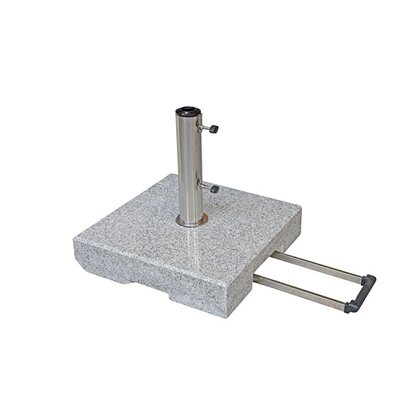 Doppler Granitsockel Trolley 70 kg