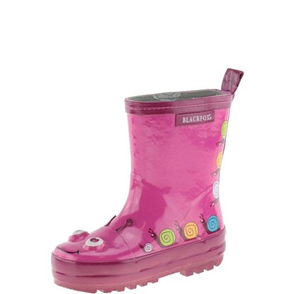 Blackfox Kinderstiefel Botte Escargot Rosa Gr. 21