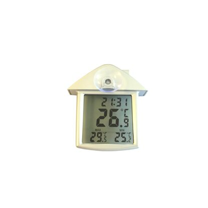Möller Therm Fenster-Thermometer 8,9 cm
