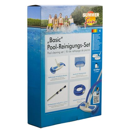 Pool-Reinigungs-Set Basic
