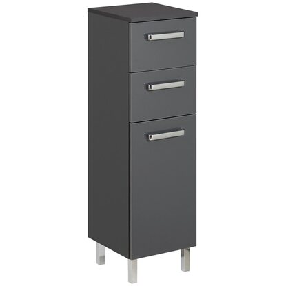 Pelipal Highboard 311 Anthrazit 30 cm