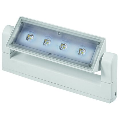 Worklight LED-Wandfluter EEK: A-A++ 12 W / 6'500 K / 830 lm
