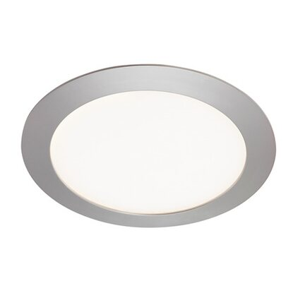 LED Einbauleuchte Matt-nickel 1 x LED-Platine / 18 W EEK: A+