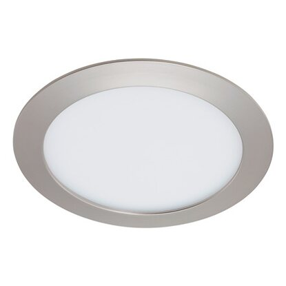 LED Einbauleuchte Matt-nickel 1 x LED-Platine / 12 W EEK: A+