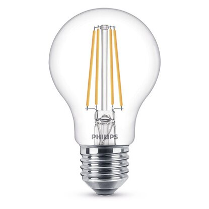 Philips LED-Leuchtmittel EEK: A++ E27 Standard 7 W (806 lm) Warmweiss