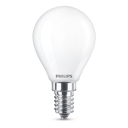 Philips LED-Lampe E14 Tropfen 2,2 W (250 lm) Warmweiss EEK: A++
