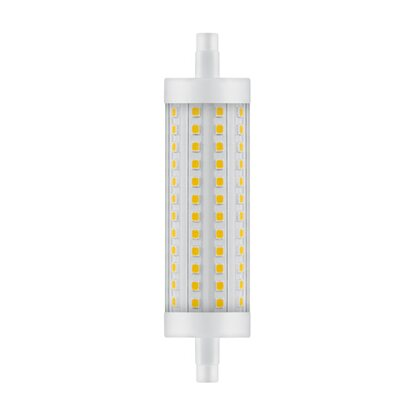 Osram LED-Star EEK: A++ Stablampe Line  118 125 R7s Warmweiss