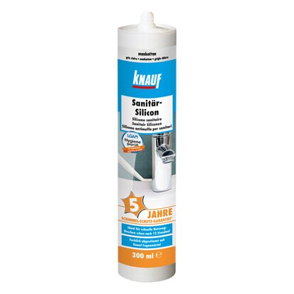 Knauf Sanitär Silicon Manhattan 300 ml