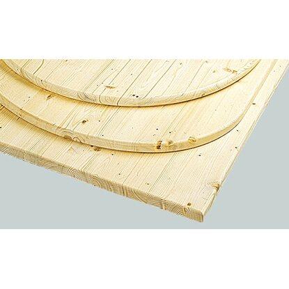 obi tischplatte fichte 180 cm x 80 cm x 2 8 cm kaufen bei obi. Black Bedroom Furniture Sets. Home Design Ideas