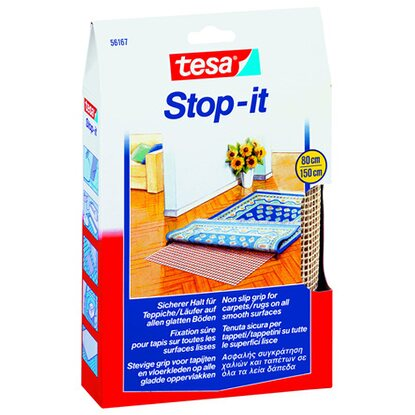 tesa Stop-it Anti-Rutschmatte 1,5 m x 80 cm